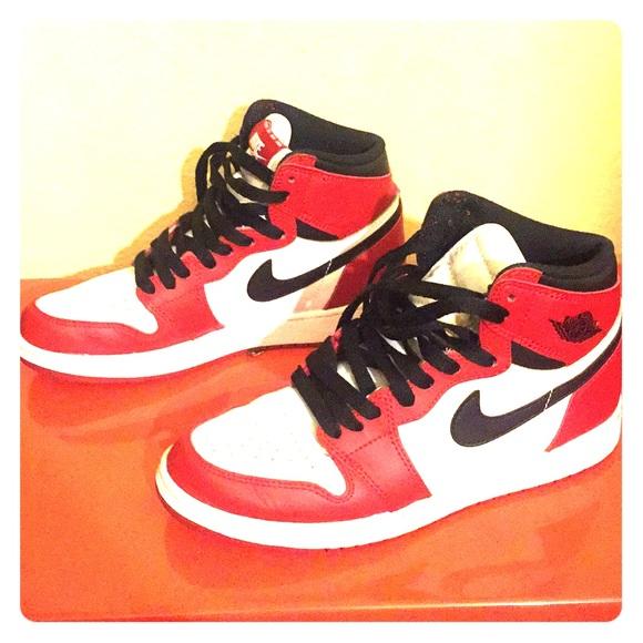 magasin en ligne bed9c 947b5 Nike Air Jordan Chicago 1s